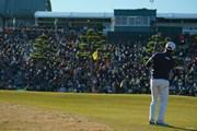 2019年 ゴルフ日本シリーズJTカップ 最終日 今平周吾