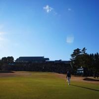 2019年のツアーも間もなく終わりを迎える。 2019年 ゴルフ日本シリーズJTカップ 最終日 今平周吾