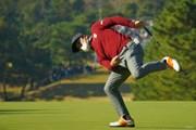 2019年 ゴルフ日本シリーズJTカップ 最終日 チェ・ホソン