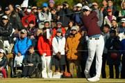2019年 ゴルフ日本シリーズJTカップ 最終日 キム・キョンテ