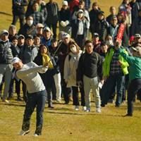 8位タイフィニッシュ。来年はアメリカツアーで更なる活躍を! 2019年 ゴルフ日本シリーズJTカップ 最終日 小平智