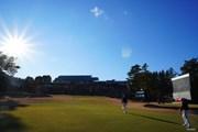 2019年 ゴルフ日本シリーズJTカップ 最終日
