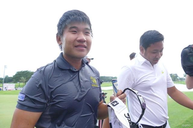 2018年 インドネシアマスターズ 最終日 プーム・サクサンシン 前年大会はプーム・サクサンシンが制した