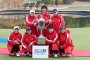 2019年 Hitachi 3Tours Championship 最終日 LPGAチーム