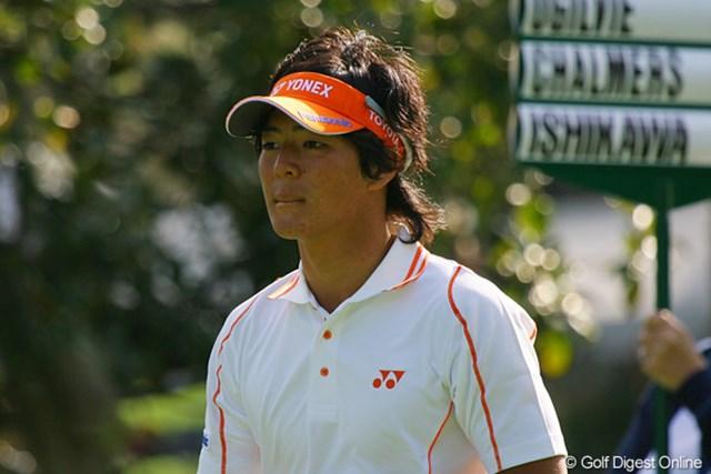 2010年 トランジションズ選手権 2日目 石川遼 2日目はイーブンパーでまとめた石川遼だが、予選通過には大きく及ばず