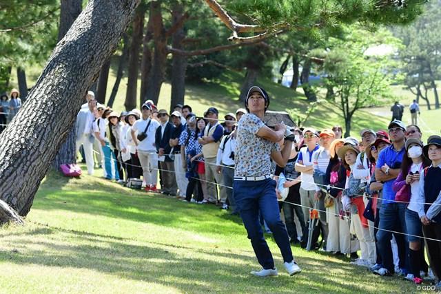 2023年の日本オープンは茨木カンツリー倶楽部(西コース)で開催。同コースで行われた2018年「パナソニックオープン」