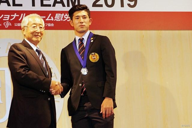 世界アマチュアランキング10位につける中島啓太