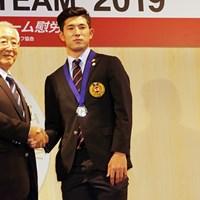 世界アマチュアランキング10位につける中島啓太 2019年 中島啓太