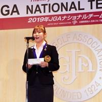 ナショナルチームを卒業。プロとしての抱負を語る吉田優利 2019年 吉田優利