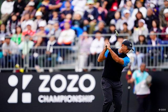 タイガー・ウッズ タイガー・ウッズが優勝したZOZOチャンピオンシップには陰で様々な苦労があった