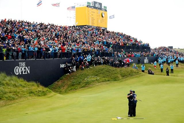地の利で感じたゴルフのポテンシャル【佐藤信人の視点】 地元ファンが歓喜した全英(Luke Walker/Getty Images)