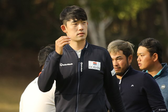 2019年 キム・ビオ キム・ビオは2020年に韓国以外でのツアーでプレー機会をうかがう