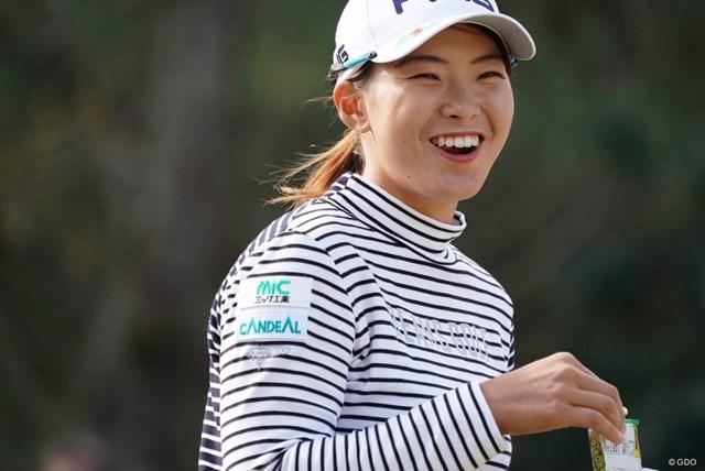 2019年 LPGAツアーチャンピオンシップリコーカップ 3日目 渋野日向子 渋野日向子