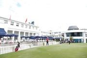 2020年 香港オープン 2日目 クラブハウス
