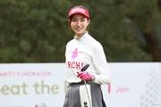 2020年 香港オープン 3日目 中島亜莉沙さん