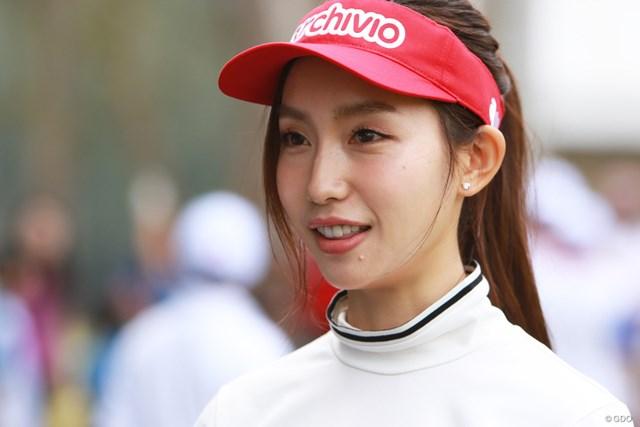 香港オープンでプロに挑戦した中島亜莉沙さん
