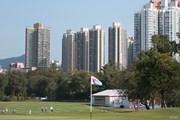 2020年 香港オープン 最終日 17番