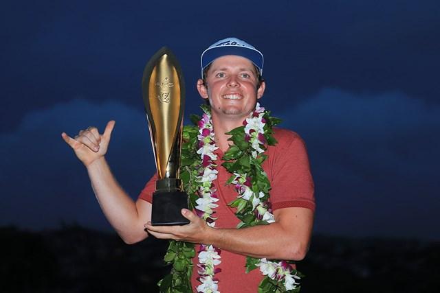 2020年 ソニーオープンinハワイ 最終日 キャメロン・スミス キャメロン・スミスがハワイで勝利を飾った(Sam Greenwood/Getty Images)