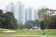 2020年 香港オープン  最終日 18番