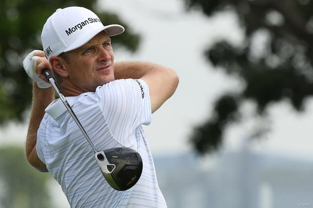 ジャスティン・ローズは本間ゴルフの未発表1Wをテスト