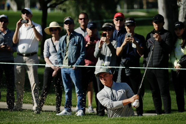 ファウラーが好位置につけた(Jeff GrossGetty Images)