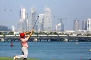 2020年 SMBCシンガポールオープン 2日目 チェ・ホソン