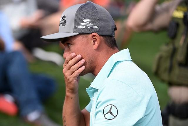 ファウラーが首位に浮上した (Steve Dykes/Getty Images)