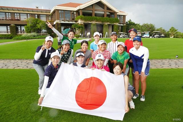 中国ツアーのQTを突破した10人と限定的出場権を得た4人の日本勢