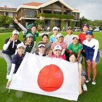 中国ツアーのQTを突破した10人と限定的出場権を得た4人の日本勢 2020年 中国ツアーQスクール 最終日 日本勢