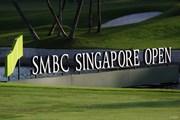 2020年 SMBCシンガポールオープン  最終日 SMBCシンガポールオープン