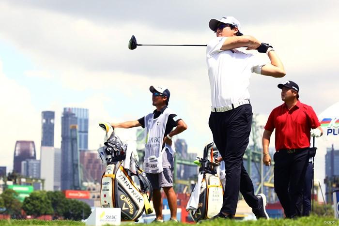 石川遼は自身の1Wショットに成長の跡を見た 2020年 SMBCシンガポールオープン 最終日 石川遼