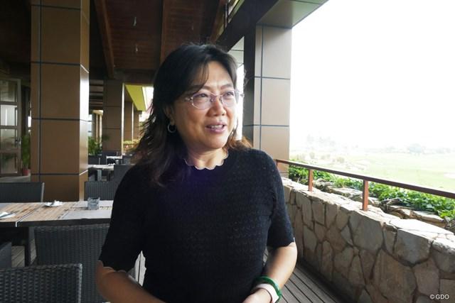 中国女子ゴルフツアーは日本人選手の新たな活躍の場となるか?ジェニファー・リーGMに聞いた