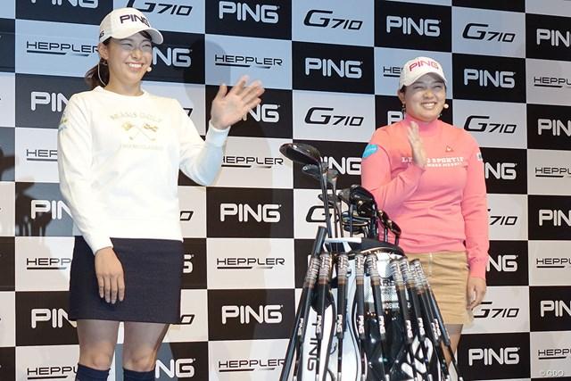 昨季日本のゴルフ界を盛り上げた2人が今年も注目の的