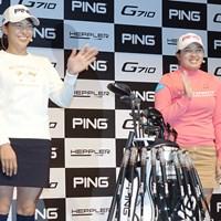 昨季日本のゴルフ界を盛り上げた2人が今年も注目の的 渋野日向子 鈴木愛