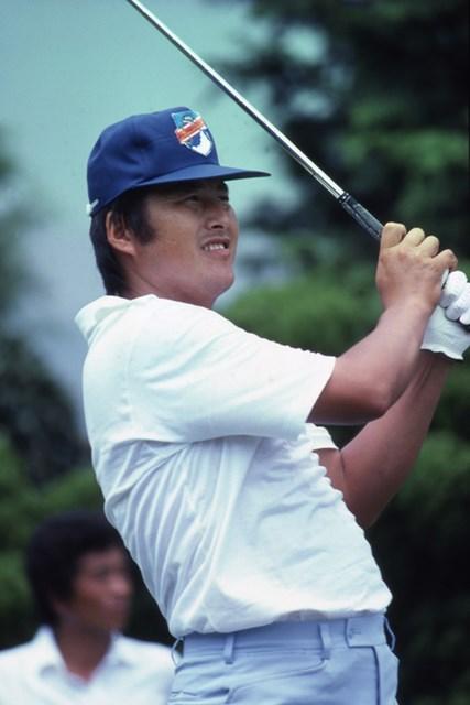 1971年 日本プロゴルフ選手権 尾崎将司 ツアー史に残されていない尾崎将司の1971年「日本プロ」初優勝 ※画像提供/日本プロゴルフ協会