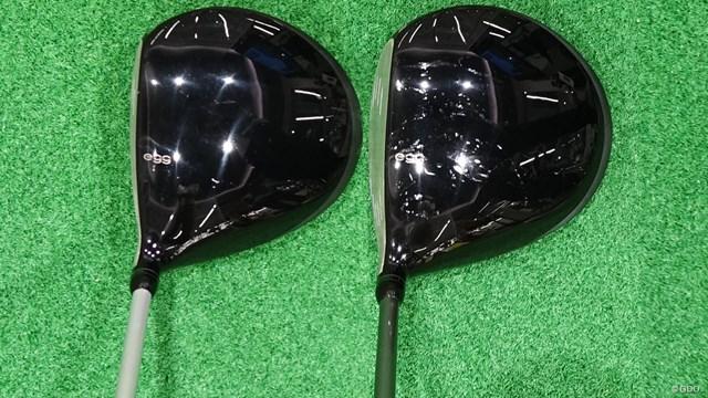 左が「5500」、右が「impact」。どちらも体積460cc