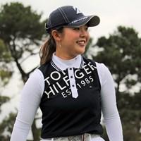 吉田優利がプロデビュー戦に臨む(※大会提供) 2020年 ISPS HANDA オーストラリア女子オープン 事前 吉田優利