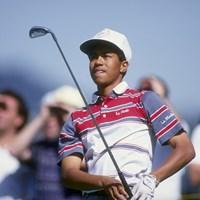 16歳でツアーデビューした大会は今年から招待試合に(Gary Newkirk/Getty Images) 2020年 ジェネシス招待 事前 タイガー・ウッズ