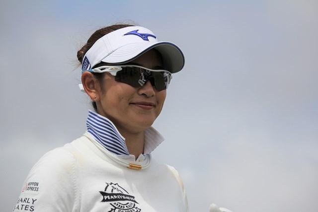 2020年 ISPS HANDA オーストラリア女子オープン 2日目 原英莉花 日本勢最上位で予選を通過した原英莉花(※大会提供)