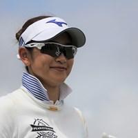 日本勢最上位で予選を通過した原英莉花(※大会提供) 2020年 ISPS HANDA オーストラリア女子オープン 2日目 原英莉花