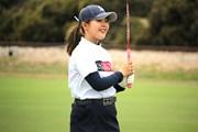 2020年 ISPS HANDA オーストラリア女子オープン 2日目 吉田優利
