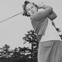 伝説的な女子ゴルファー、ミッキー・ライトが亡くなった。85歳だった(PGA of America via Getty Images) 2020年 ミッキー・ライト