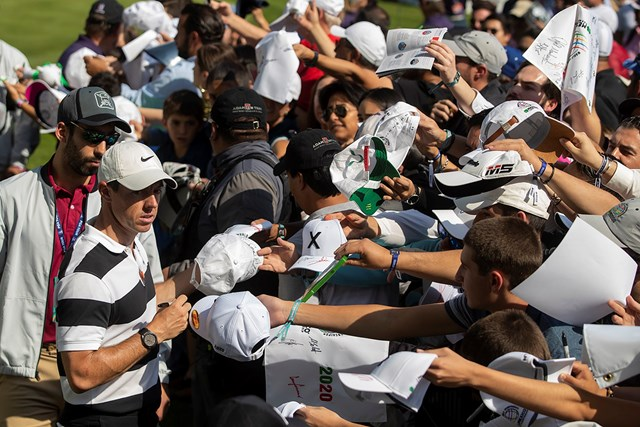 世界ランキング1位はもちろんメキシコでも注目の的 (Juan Luis Diaz/Quality Sport Images/Getty Images)