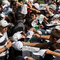 世界ランキング1位はもちろんメキシコでも注目の的 (Juan Luis Diaz/Quality Sport Images/Getty Images) 2020年 WGCメキシコ選手権 事前 ロリー・マキロイ