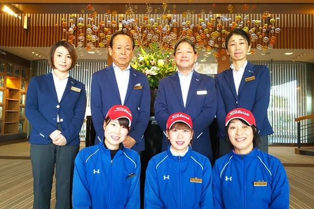 NEMU GOLF CLUB(三重県)のスタッフの皆さん