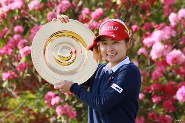 2019年大会は安田祐香が優勝して海外メジャー切符をつかんだ