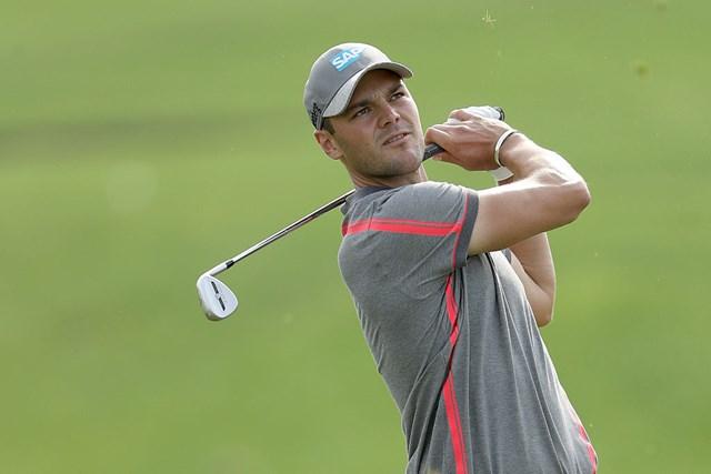 かつての世界NO.1マルティン・カイマーがオマーンに初上陸※撮影は2017年「アブダビHSBCゴルフ選手権」(David Cannon/Getty Images)