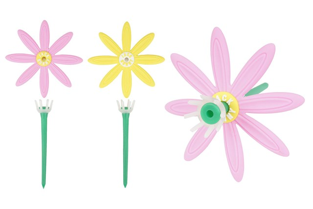 5000円以内で買える! ゴルフ女子が喜ぶプレゼント6選 ジャックバニー お花ティー 2個セット(税込¥1,075)