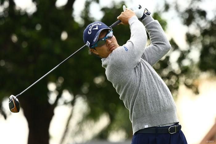 石川遼はキャロウェイゴルフの新しい1Wを握った 2020年 ザ・ホンダクラシック 初日 石川遼