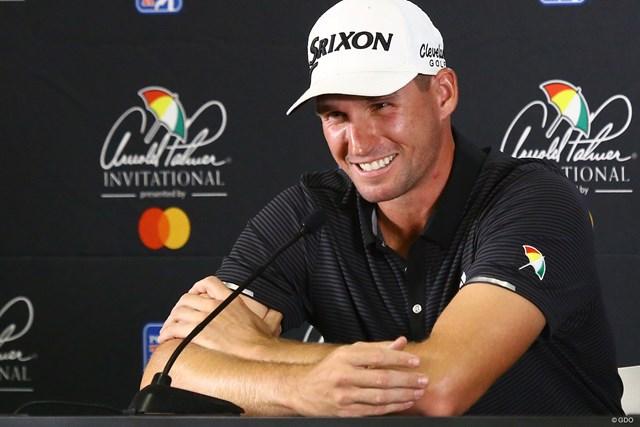 2020年 アーノルド・パーマー招待byマスターカード ブランドン・マシュー PGAツアー初出場のブランドン・マシュー。王様の冠大会に出場できる理由とは